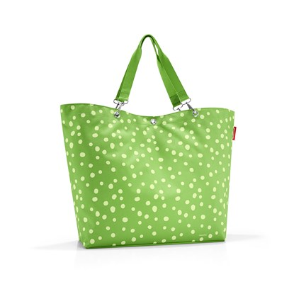 Nákupní taška SHOPPER XL spots green_1