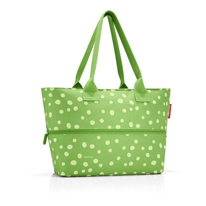 Nákupní taška SHOPPER e1 spots green_1