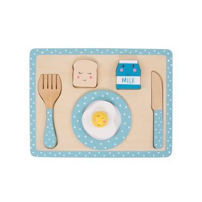 Dětský snídaňový set BLUE KITCHEN_2