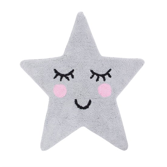 Koberec SWEET DREAMS GREY STAR_0