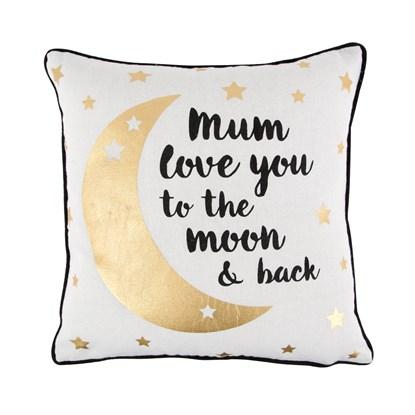 Povlak na polštář vč. výplně Mum Love Yo_1