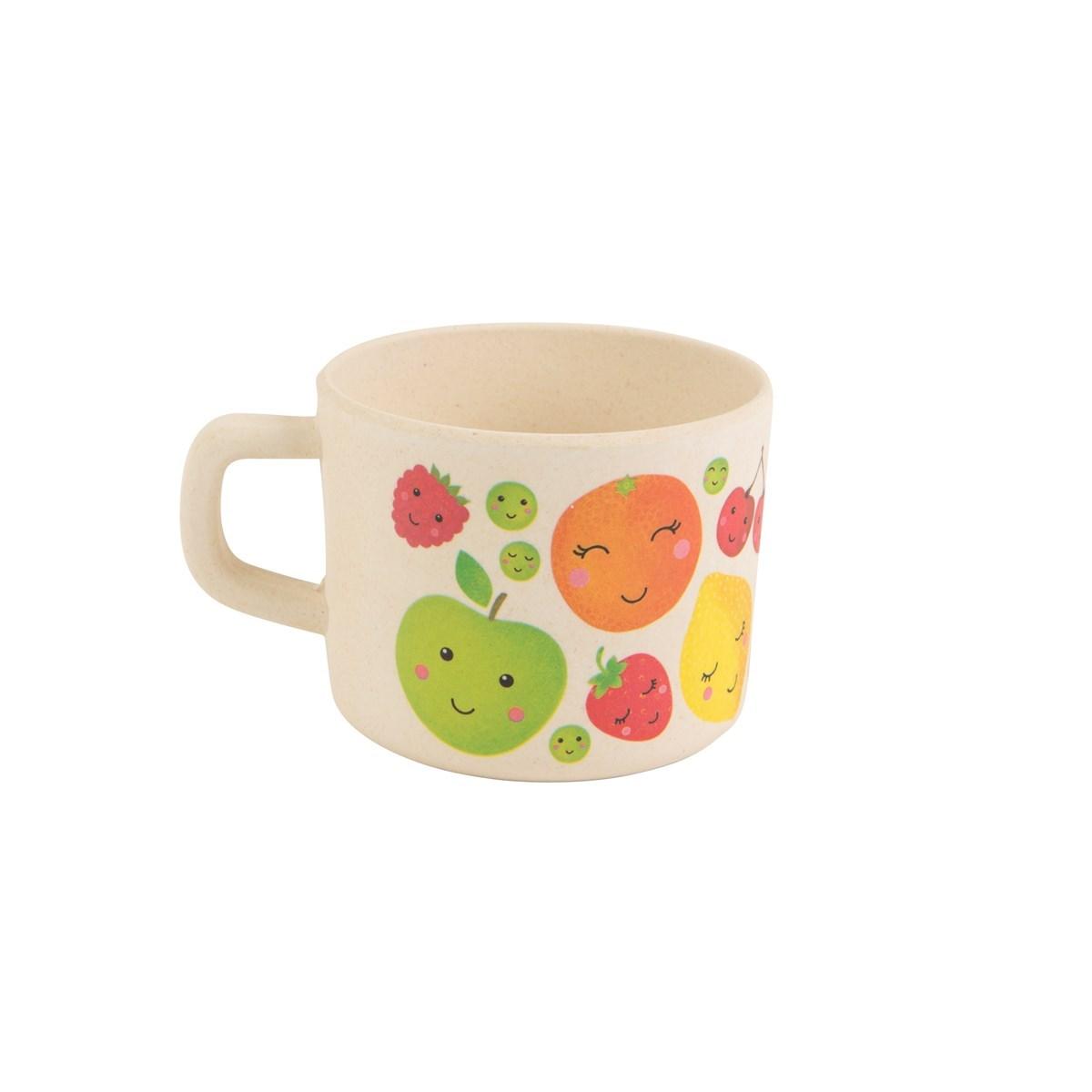 Happy Fruit & Veg Kid's Mug_0