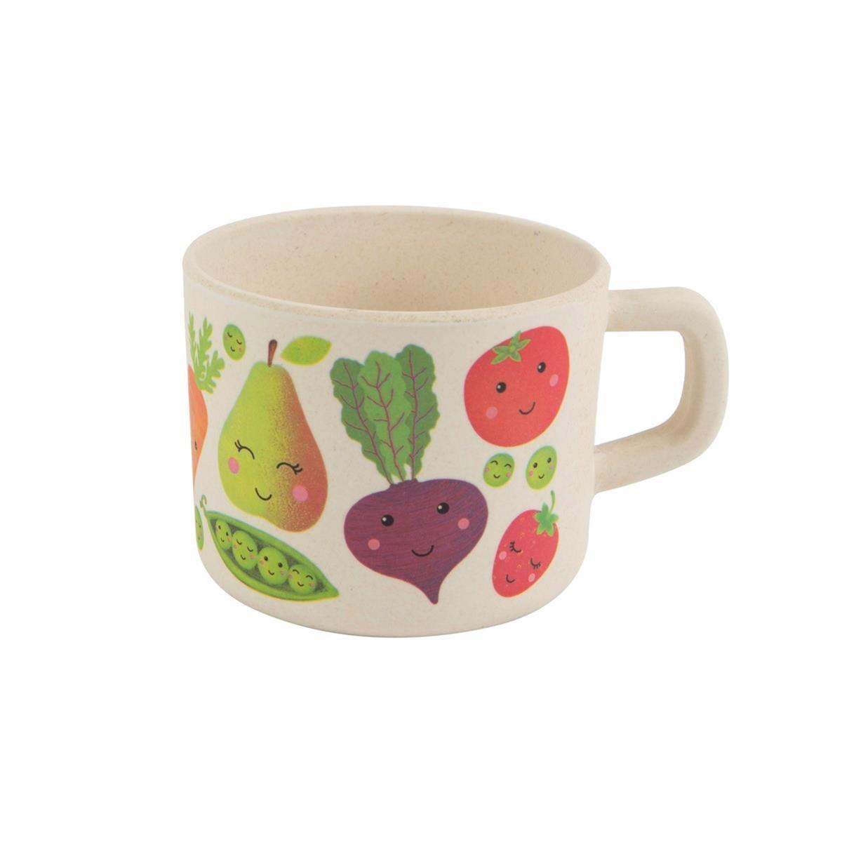 Happy Fruit & Veg Kid's Mug_2