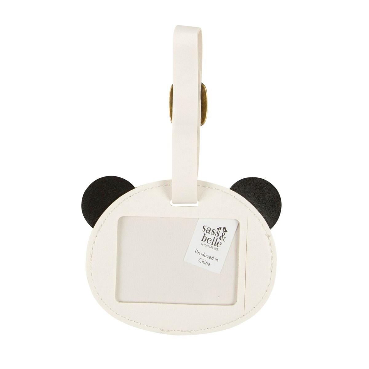 Jmenovka na zavazadlo Aiko Panda Kawaii_0