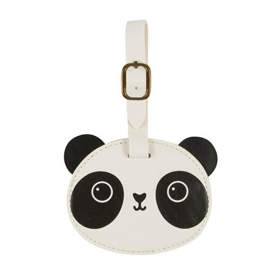Jmenovka na zavazadlo Aiko Panda Kawaii_1