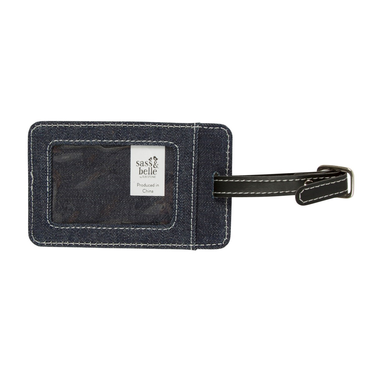 Jmenovka na zavazadlo Patches & Pins_0