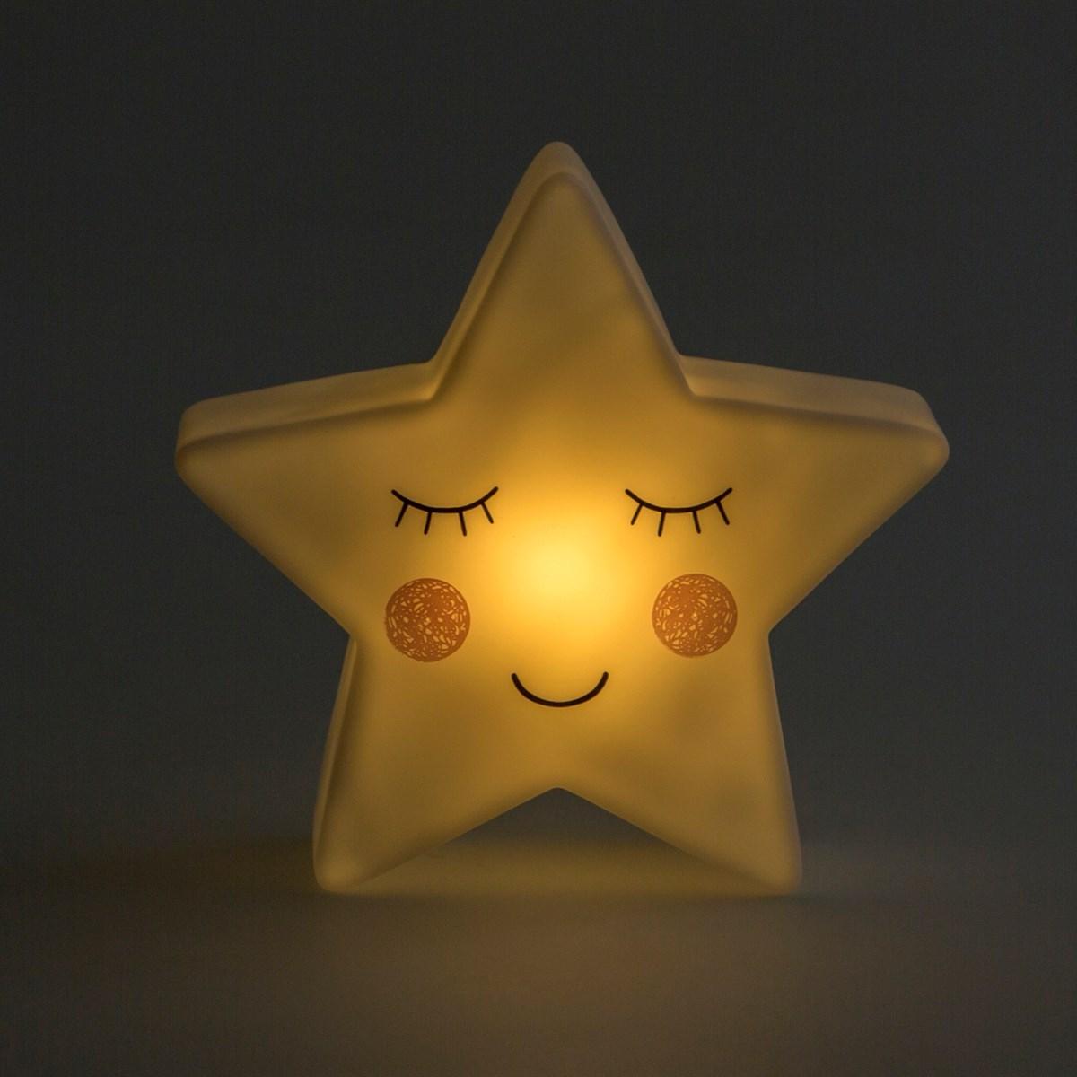 Dětské noční osvětlení Sweet Dreams Star_1