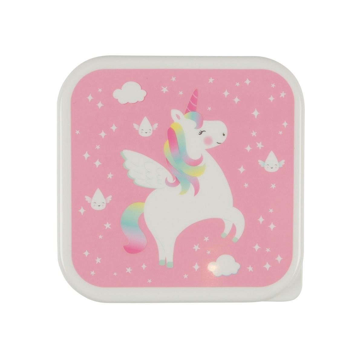 Box na svačinu Rainbow Unicorn_0