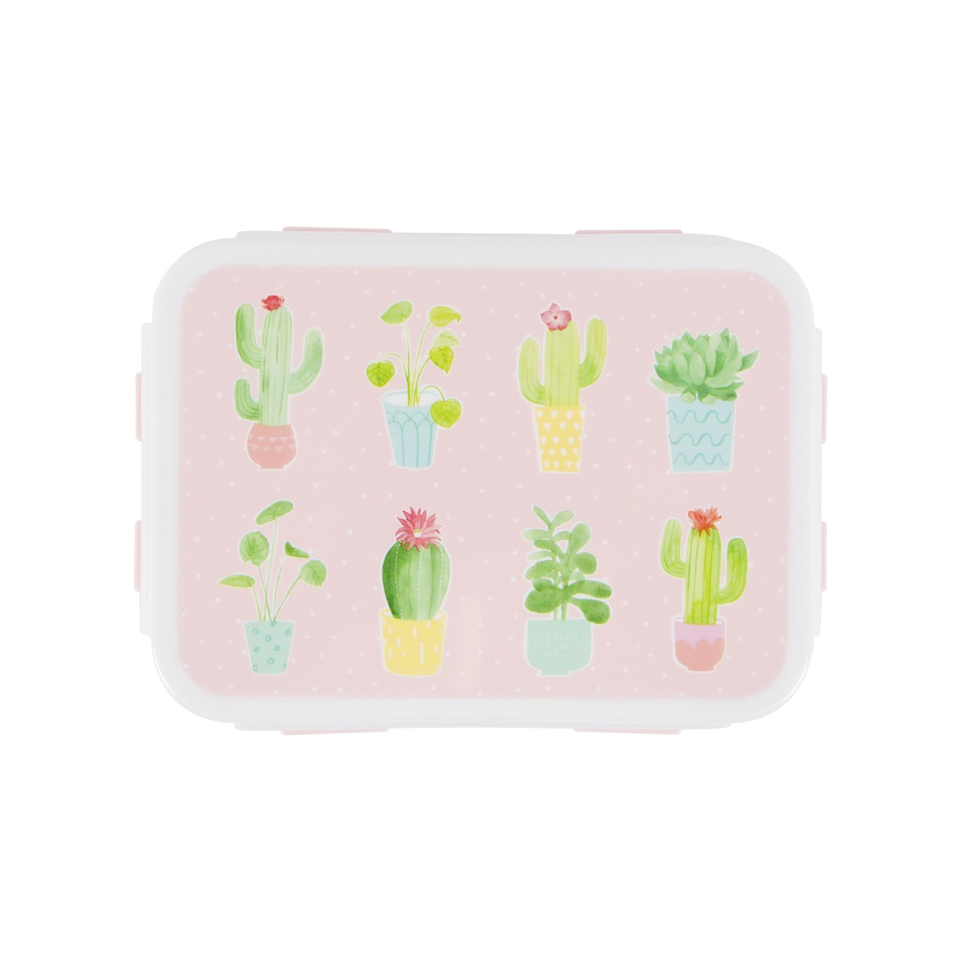 Box na svačinu Pastel Cactus_0
