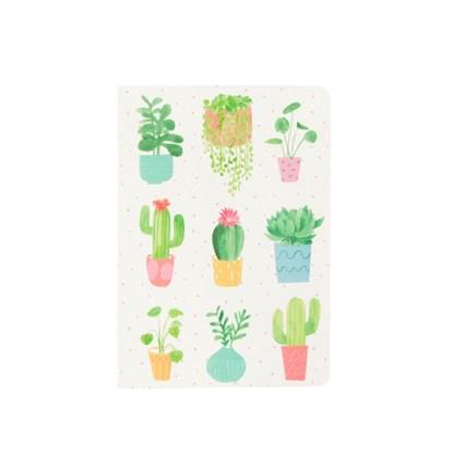 Pozn.blok A6 Pastel Cactus_1