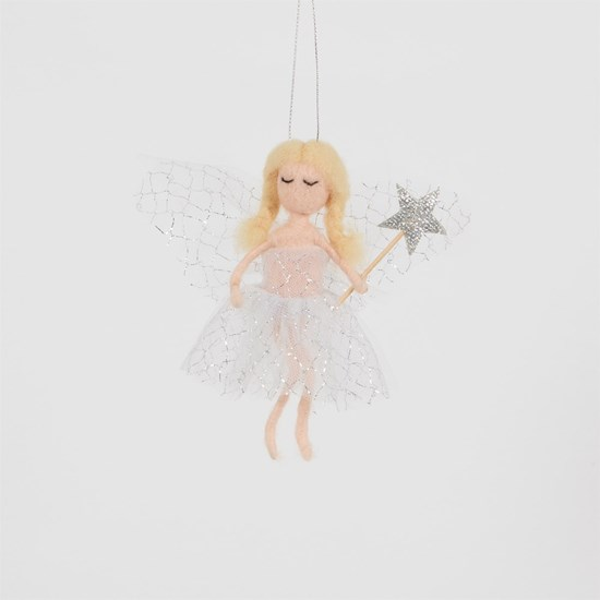 Ozdoba Fairy With Star Wand_0