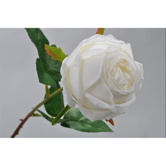 Růže krémová 46 cm_0