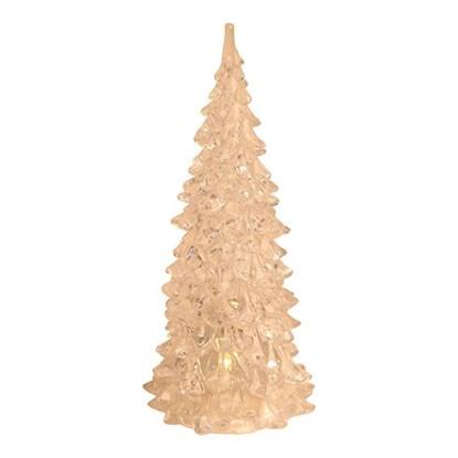 Dekorační vánoční stromeček s LED svět_0