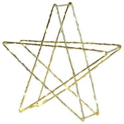 Drátěná hvězda STAR SUPER 50x LED_0