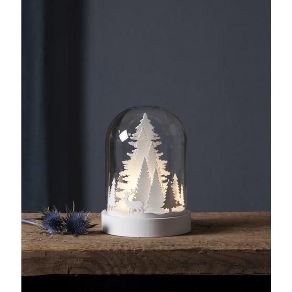 Stolní LED dekorace KUPOL FOREST_2