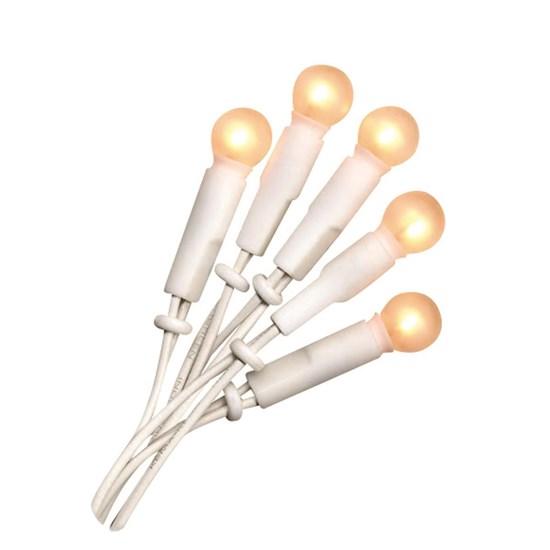 Světelný řetěz Pearl, 20 žároviček_0