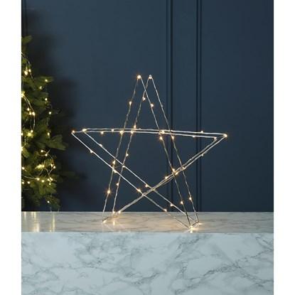 Drátěná hvězda STAR SUPER 50x LED_1