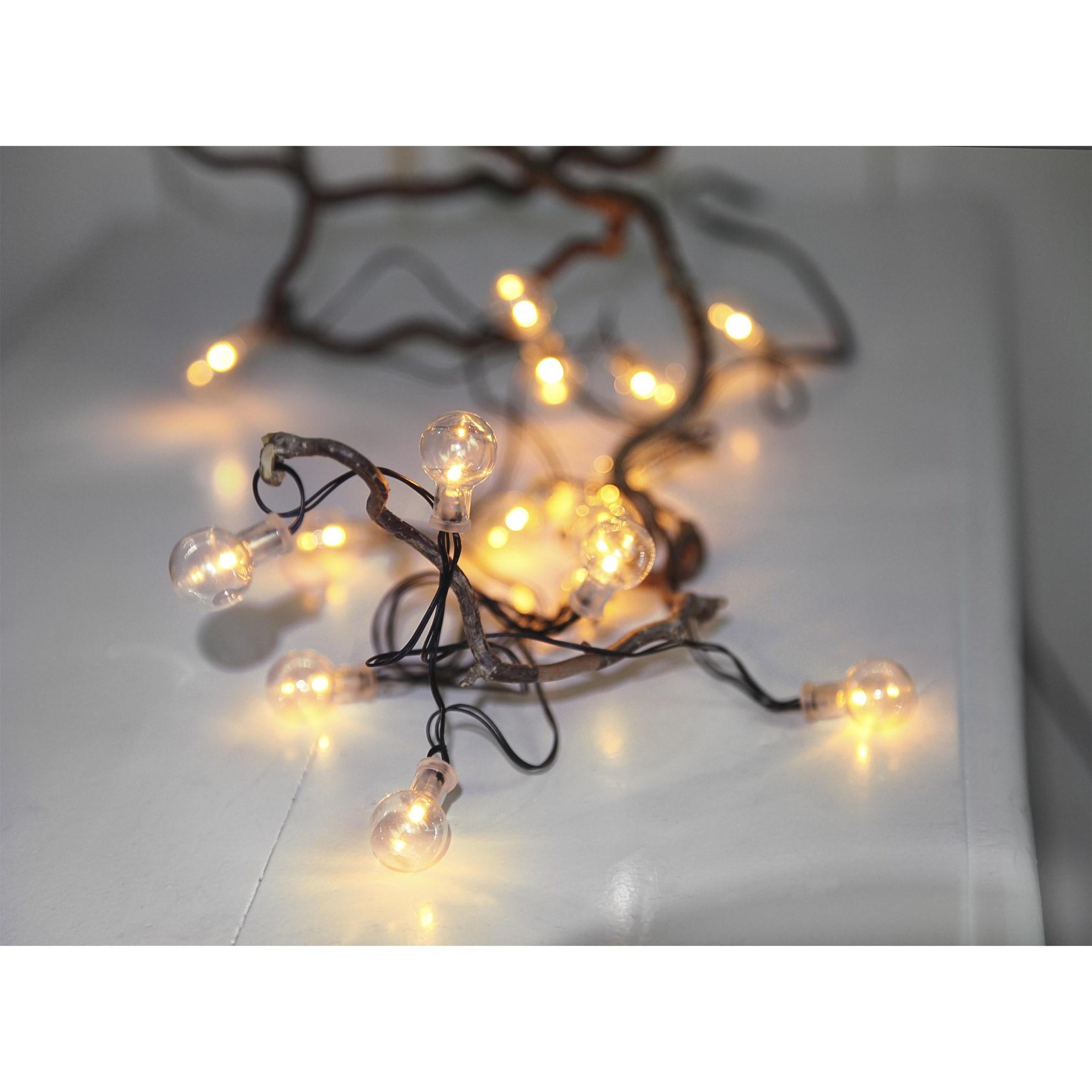 Světelný řetěz GLOBE 16x LED_3