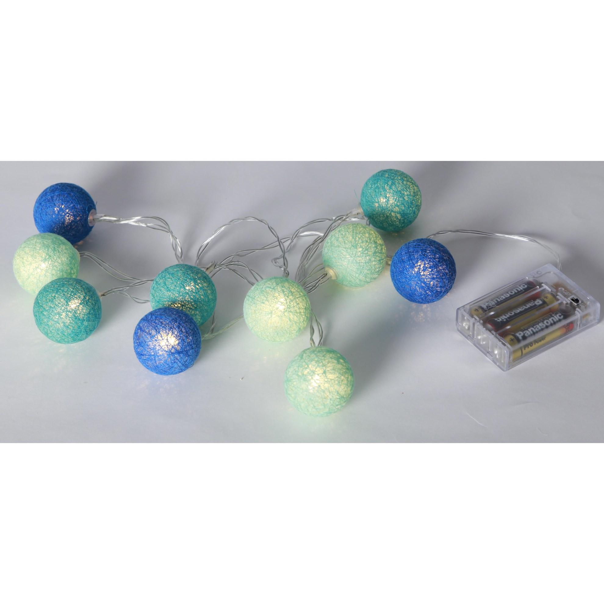 Světelný řetěz JOLLY 4cm 10x LED_0
