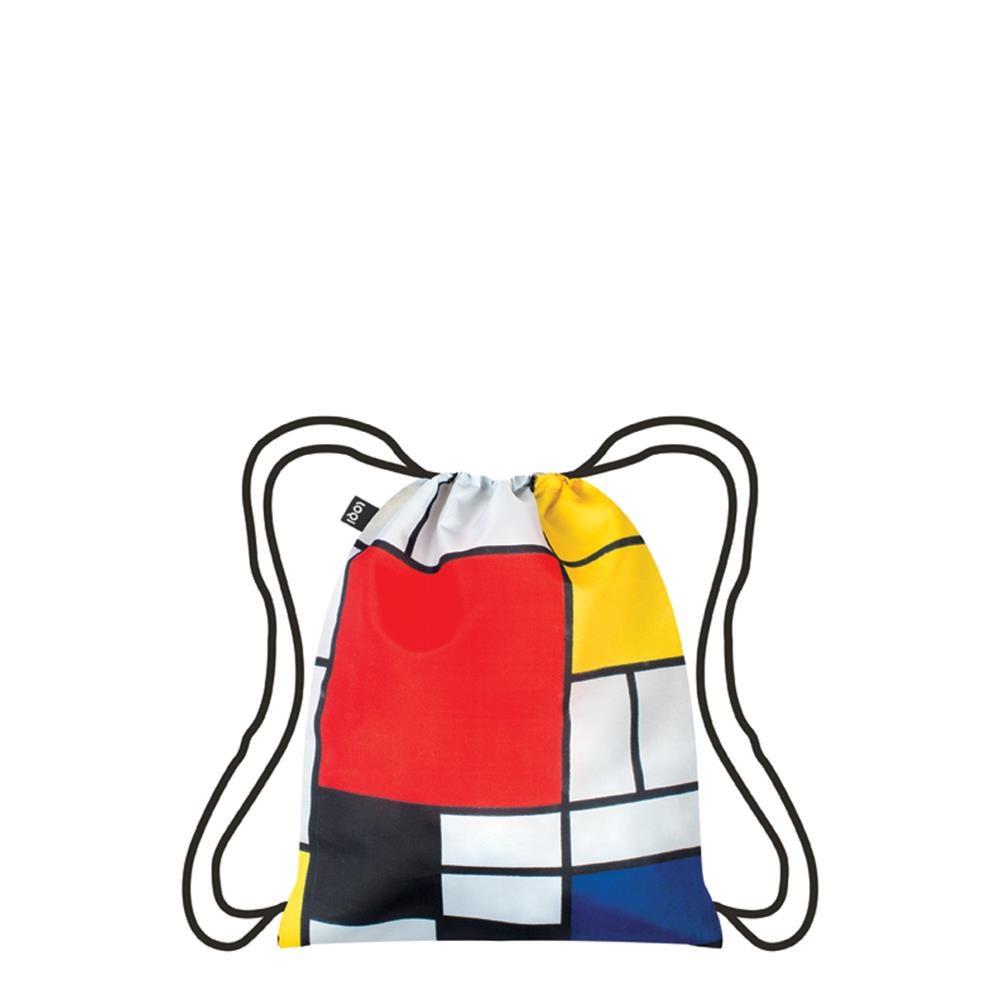 Skládací nákupní taška LOQI - Museum - P_2