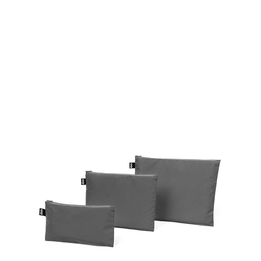 Cestovní kapsičky na zip SET/3ks LOQI -_2