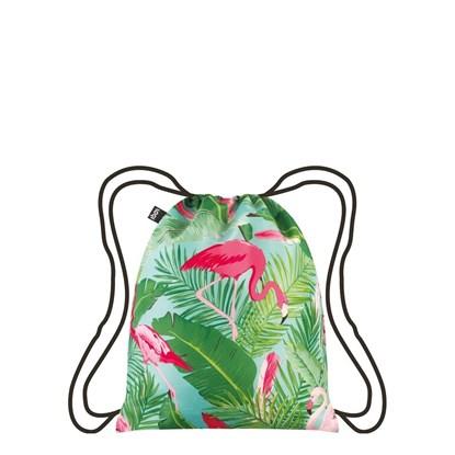 Vak na záda LOQI-WILD Flamingos_0