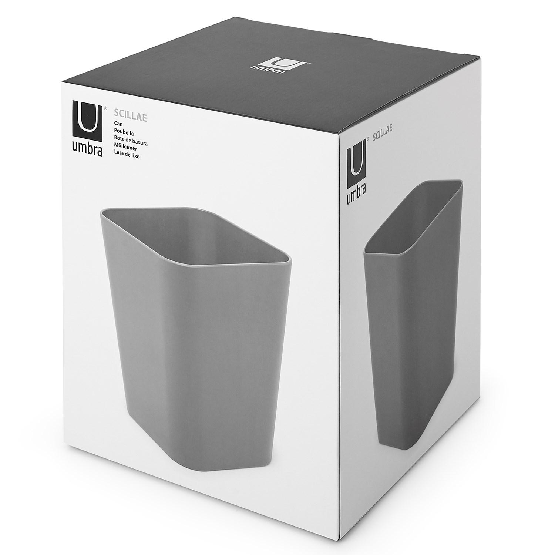 Odpadkový koš SCILLAE šedý_0