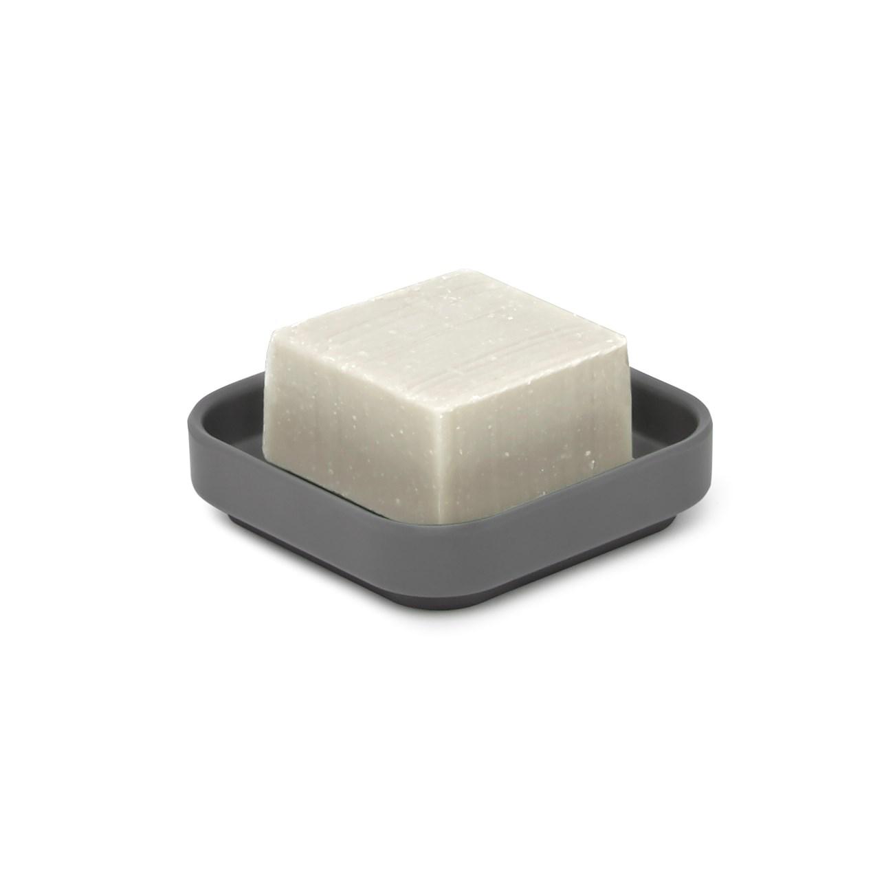 Miska na mýdlo SCILLAE šedá_0