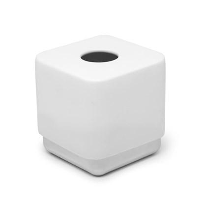 Box na papírové kapesníky JUNIP bílý_4