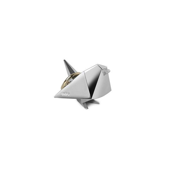 Šperkovnice ORIGAMI BIRD chrom_0