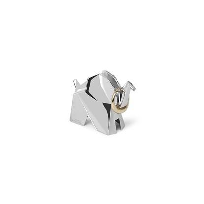 Šperkovnice ORIGAMI ELEPHANT chrom_0