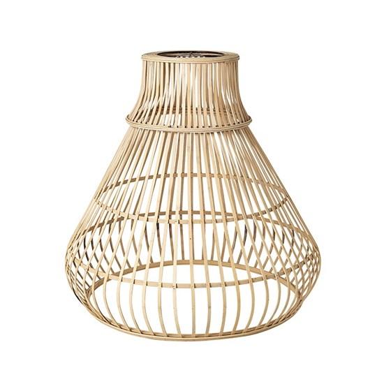 Lampa ZAMBA 55 cm přírodní_0
