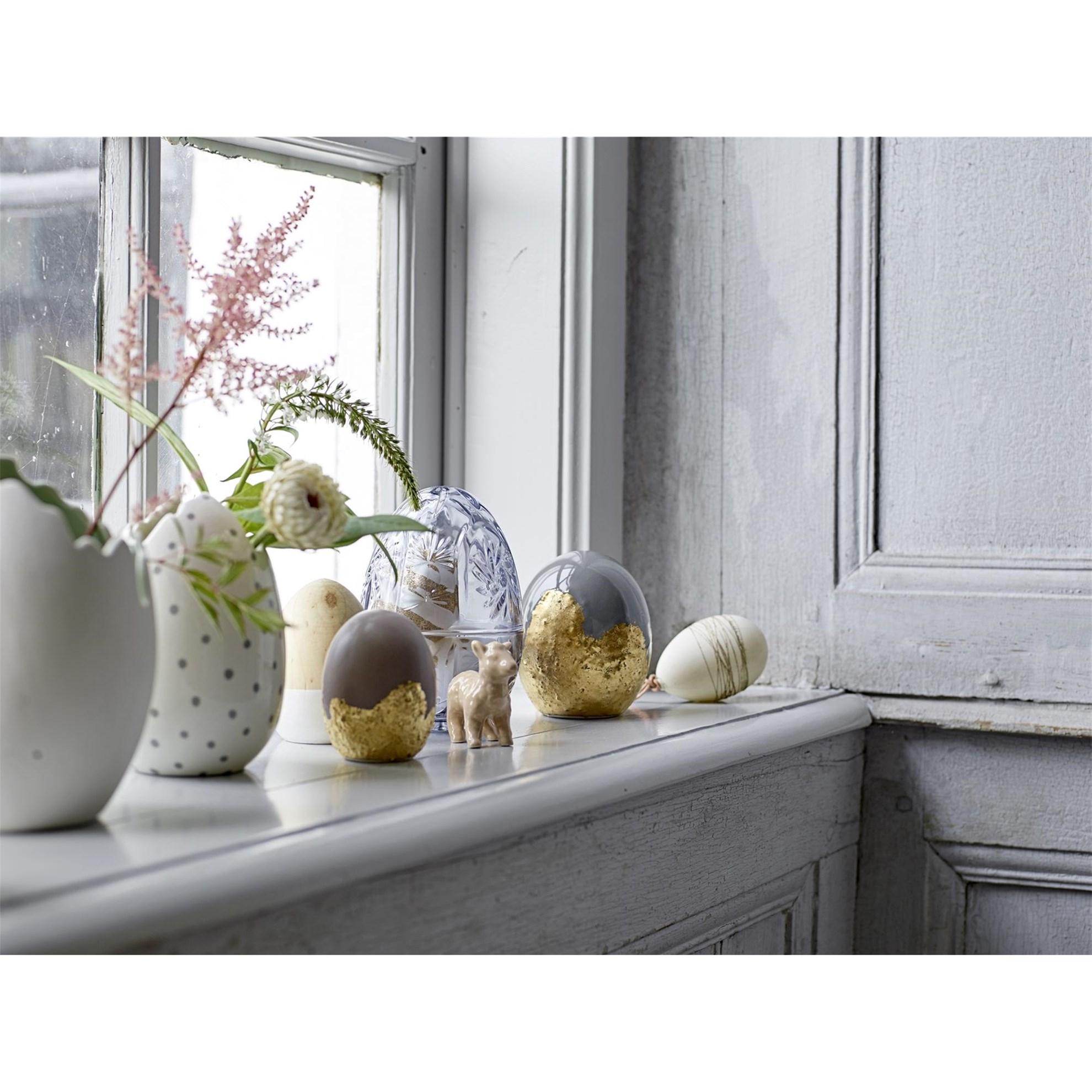 Dřevěné dekorační vajíčko_0