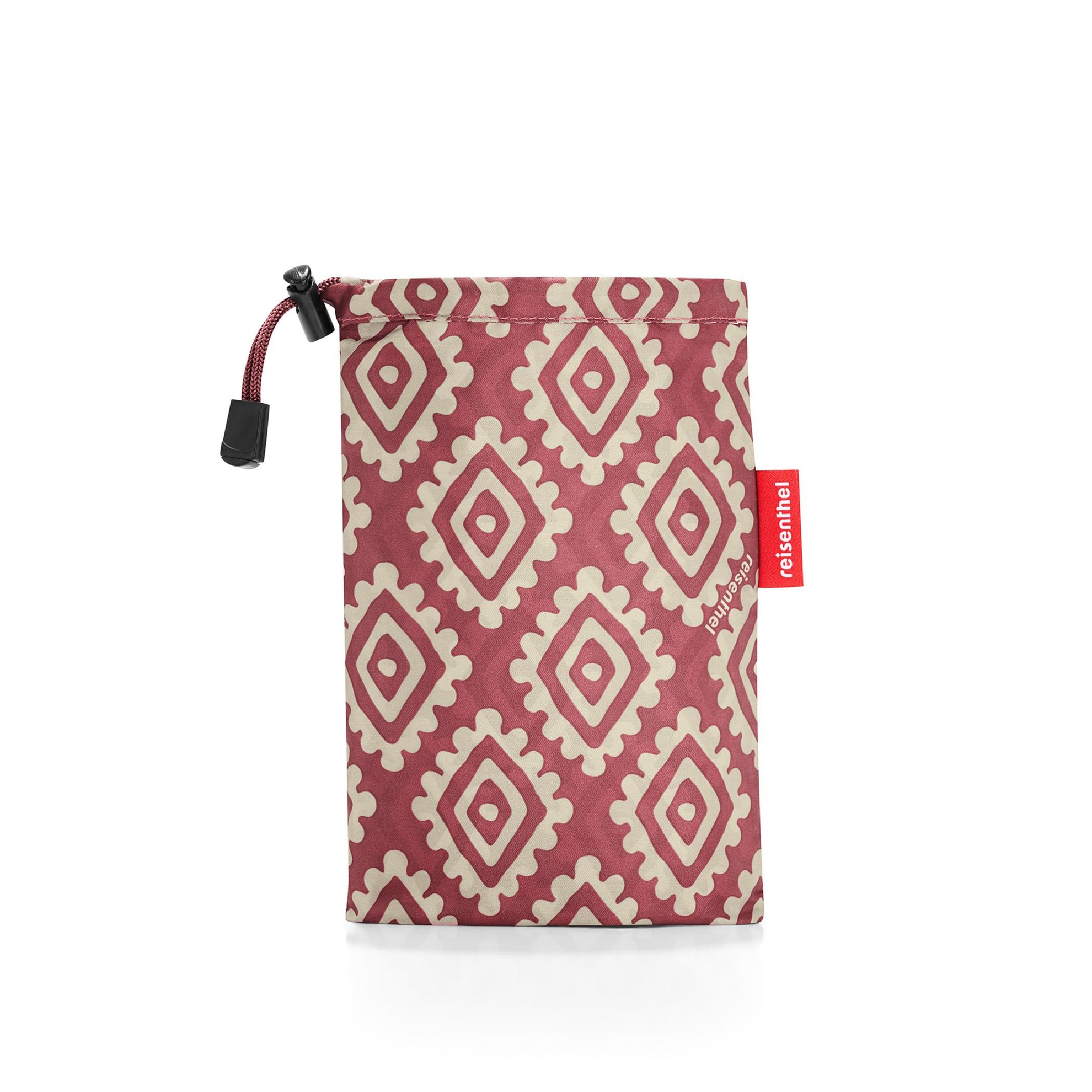 Poncho MINI MAXI diamonds rouge_0