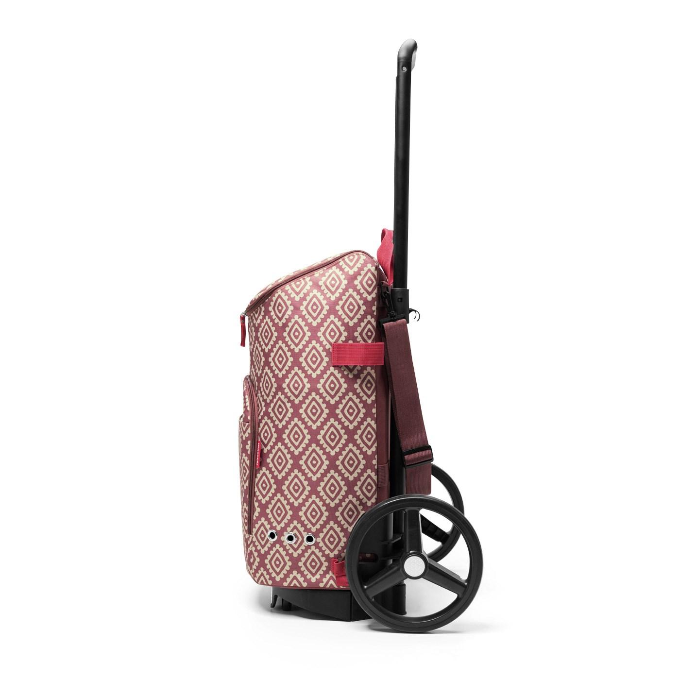 Taška CITYCRUISER diamonds rouge (bez vozíku)_1