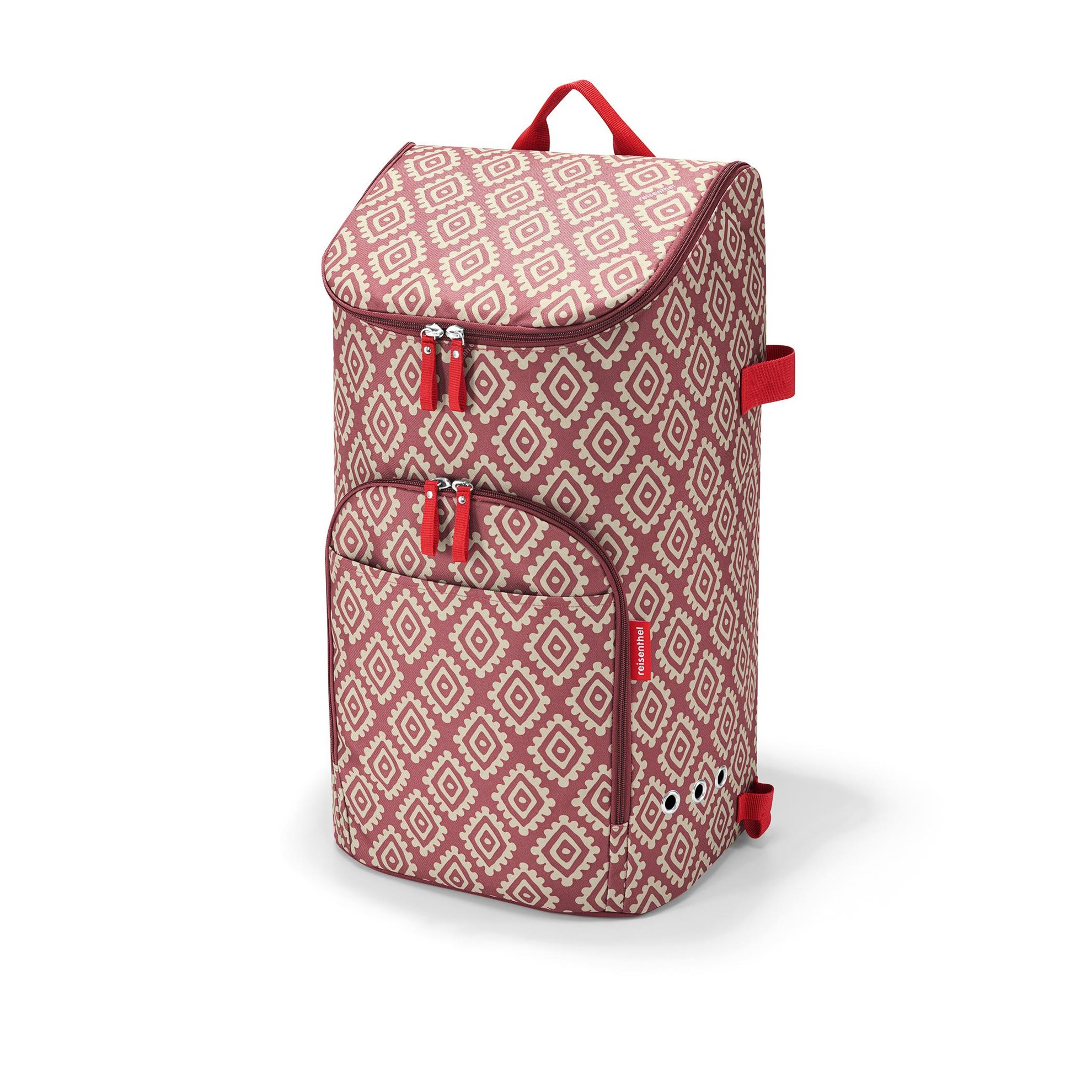 Taška CITYCRUISER diamonds rouge (bez vozíku)_4