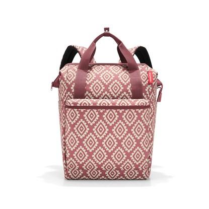 Batoh/cestovní taška ALLROUNDER R large diamonds rouge_1