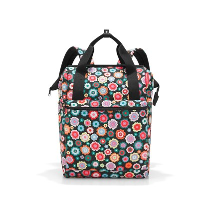 Batoh/cestovní taška ALLROUNDER R large happy flowers_1