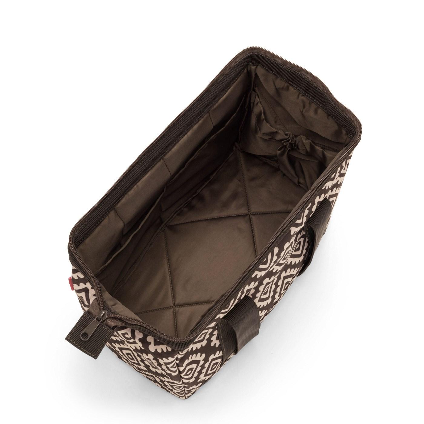 Cestovní taška ALLROUNDER S diamonds mocha_0