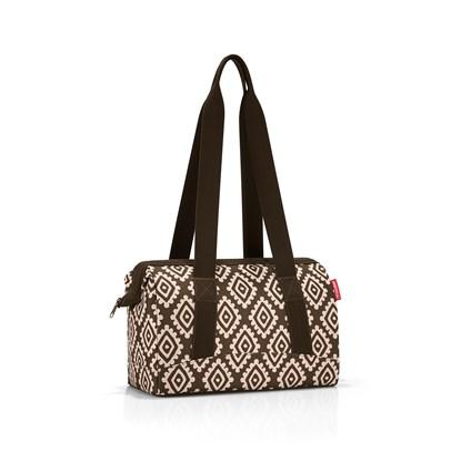 Cestovní taška ALLROUNDER S diamonds mocha_1