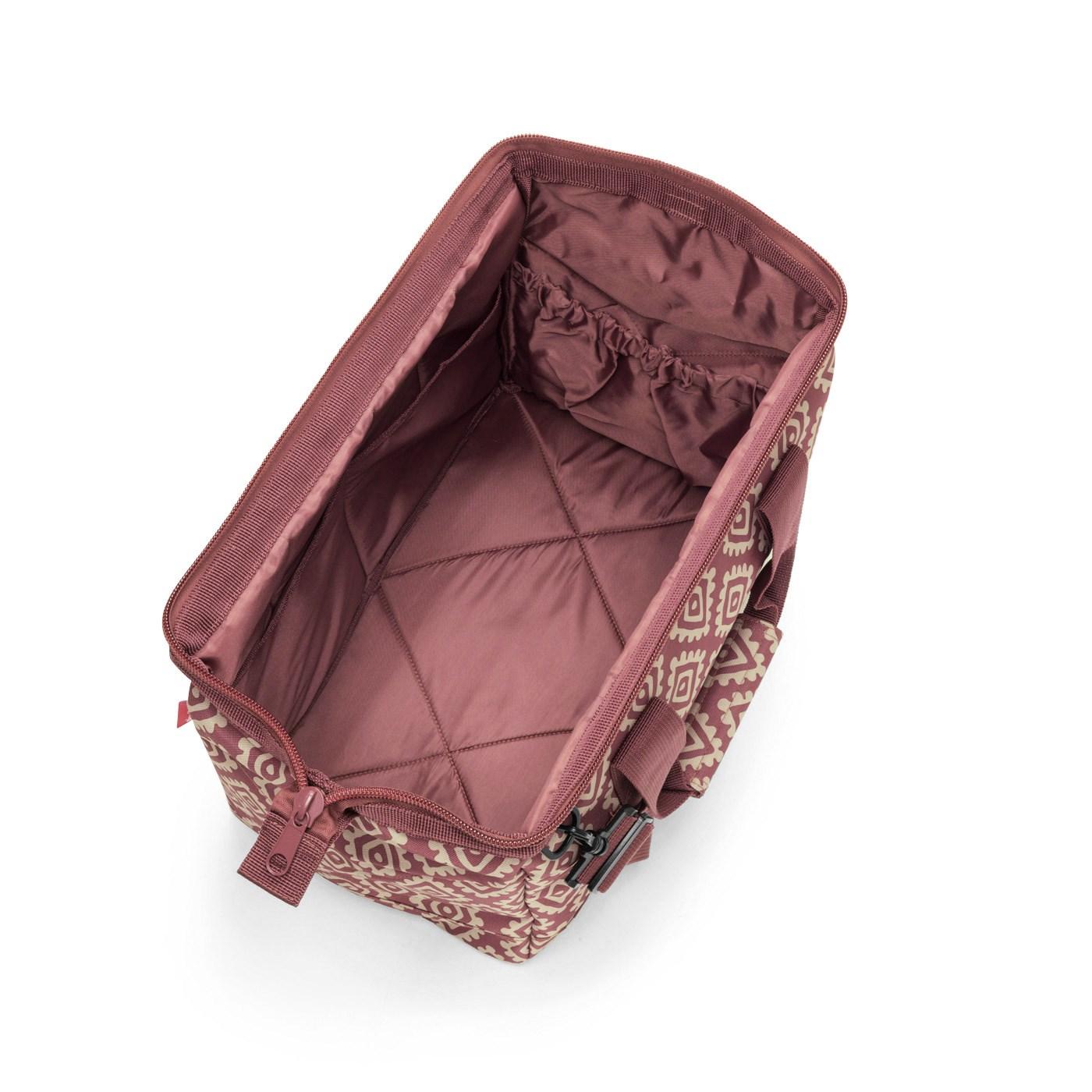 Cestovní taška ALLROUNDER M diamonds rouge_0