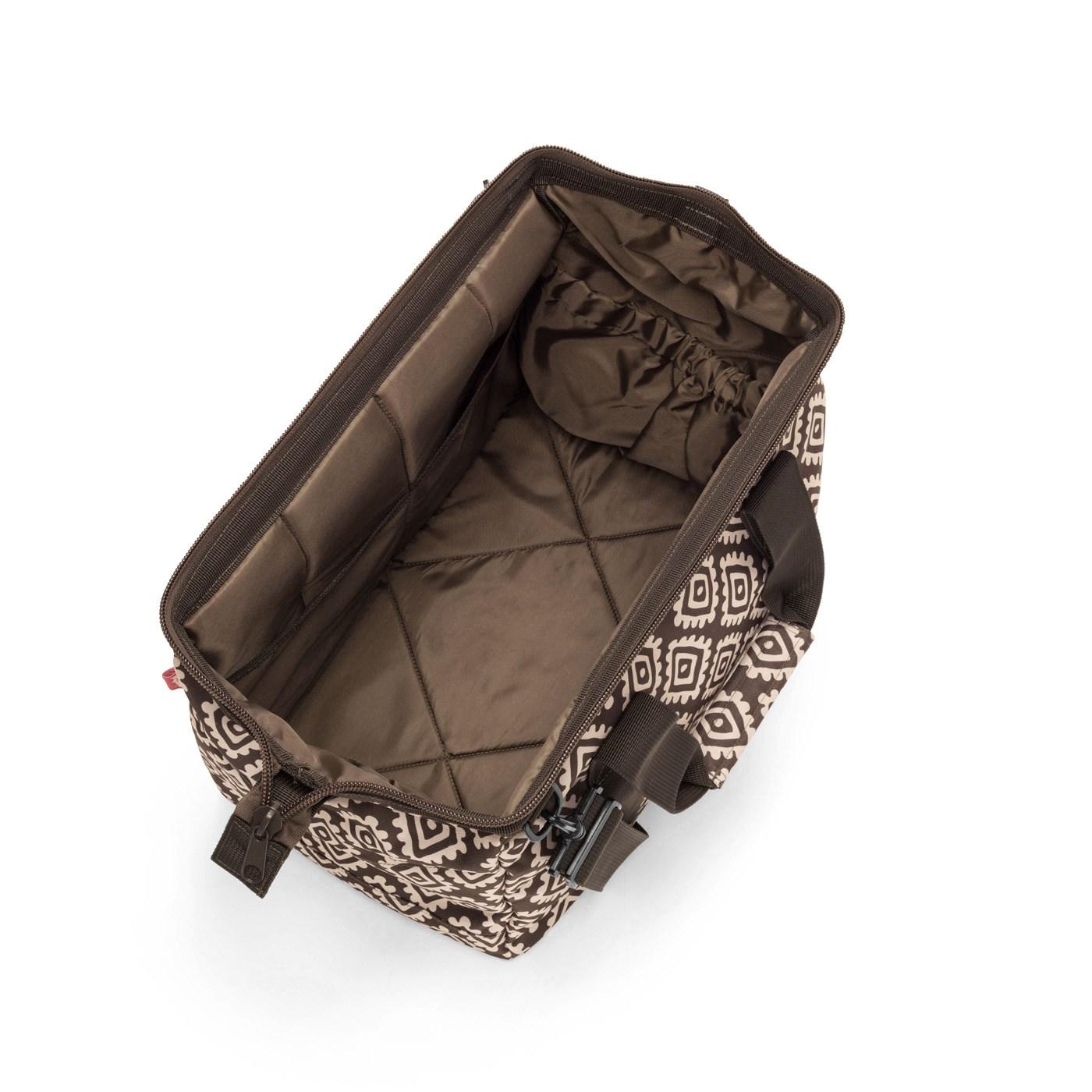 Cestovní taška ALLROUNDER M diamonds mocha_0