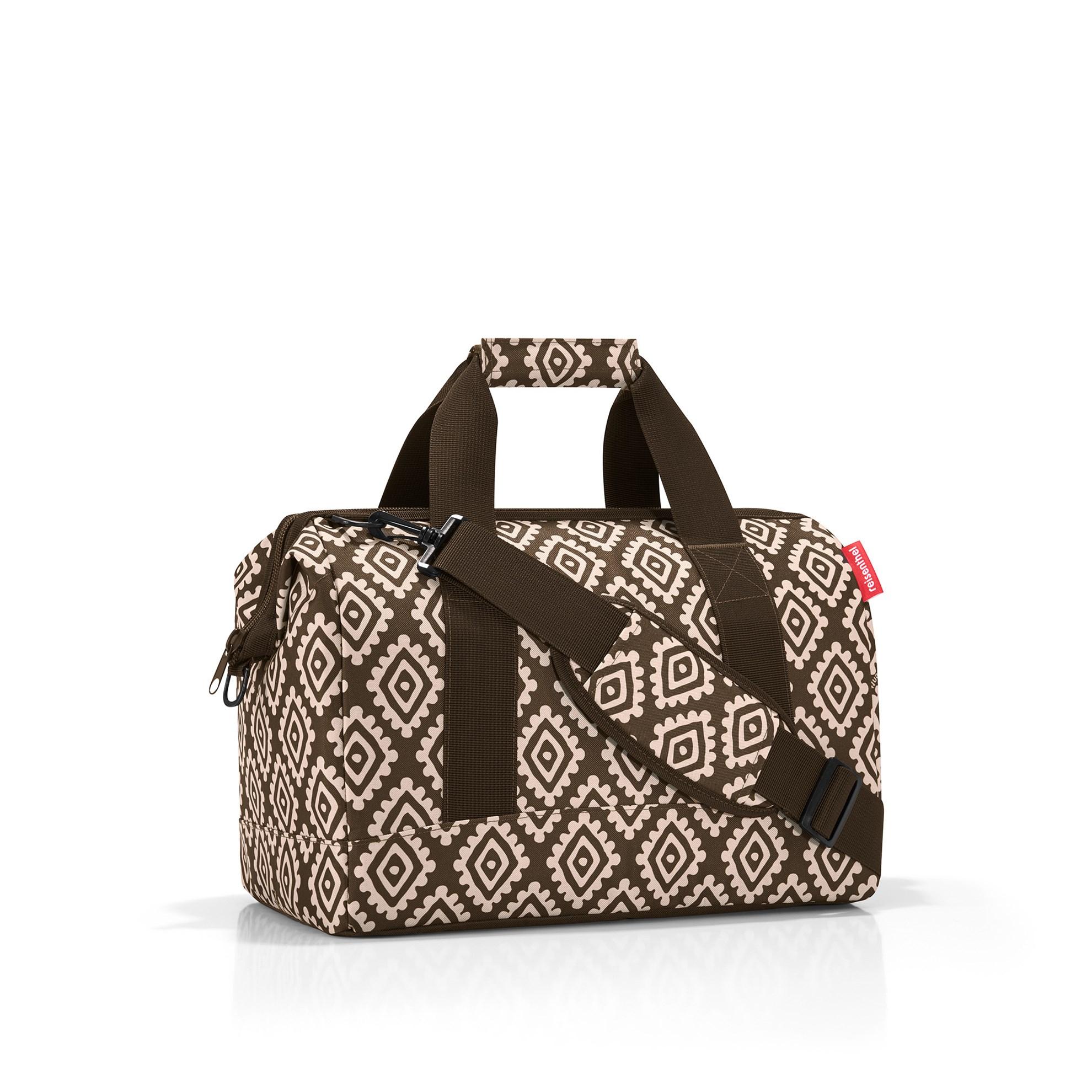 Cestovní taška ALLROUNDER M diamonds mocha_1