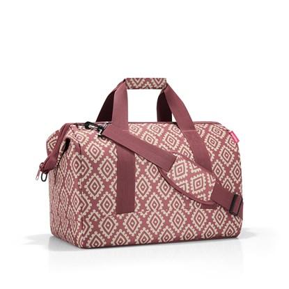 Cestovní taška ALLROUNDER L diamonds rouge_1