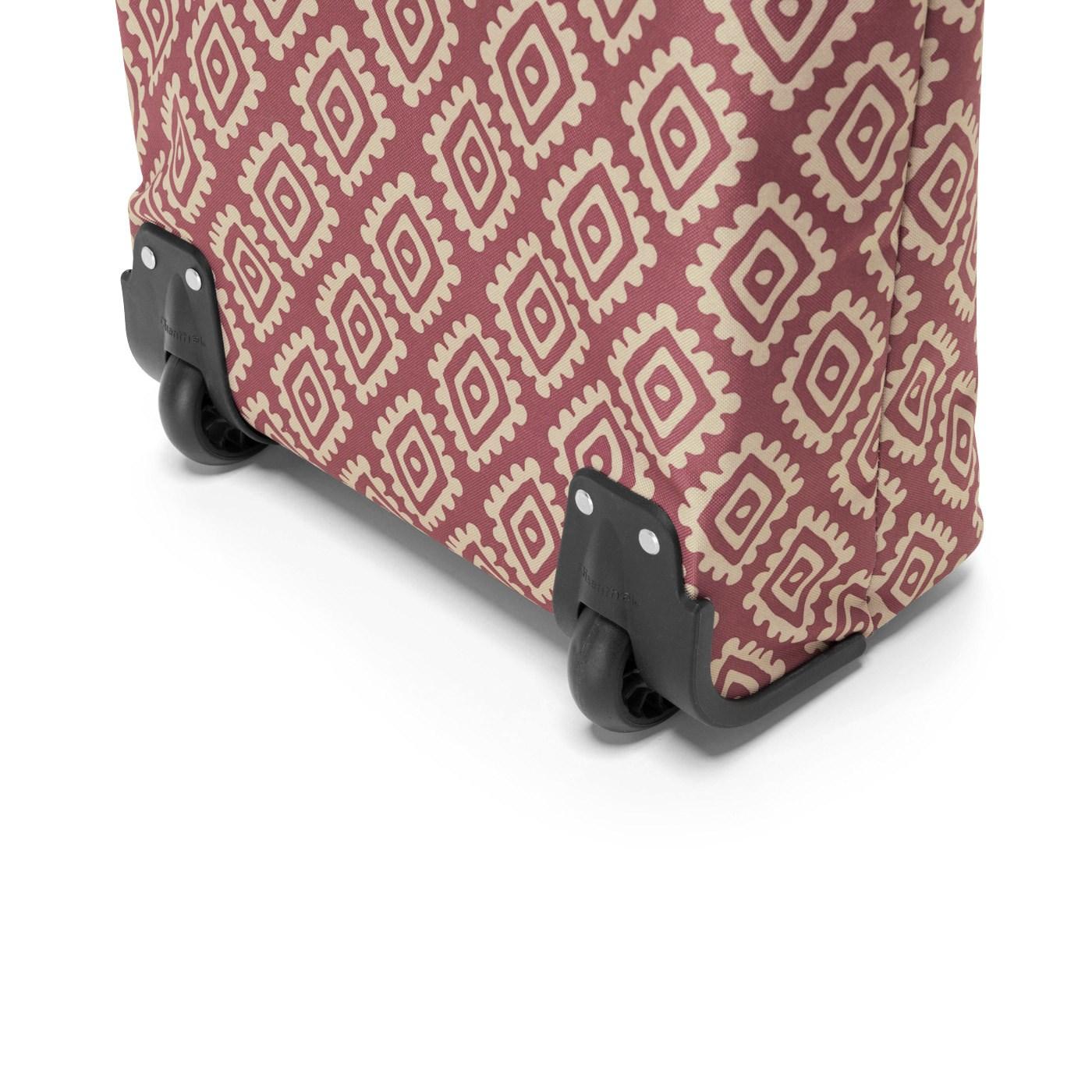 Taška na kolečkách TROLLEY M diamonds rouge_0
