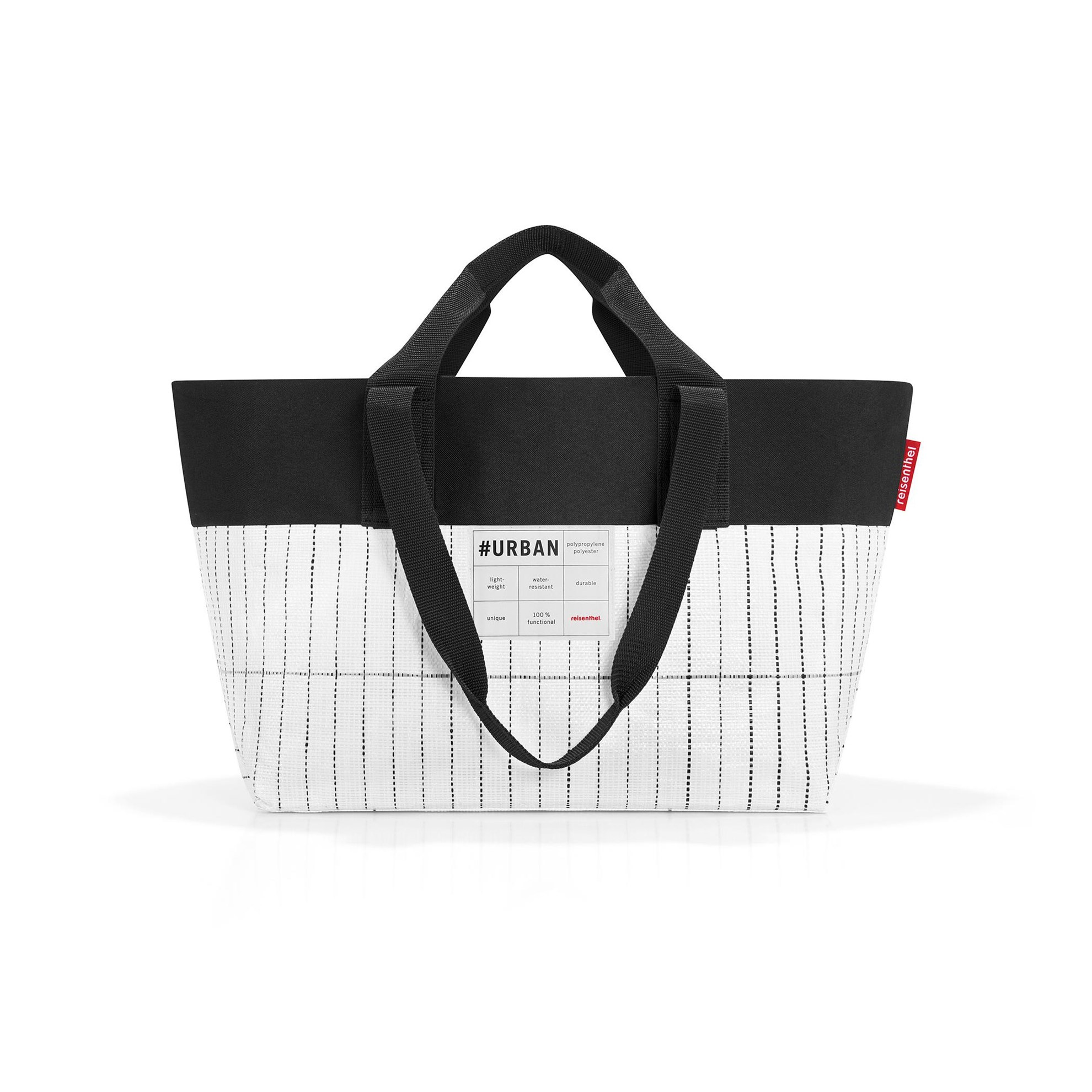 #urban bag - taška - new york black & white_1