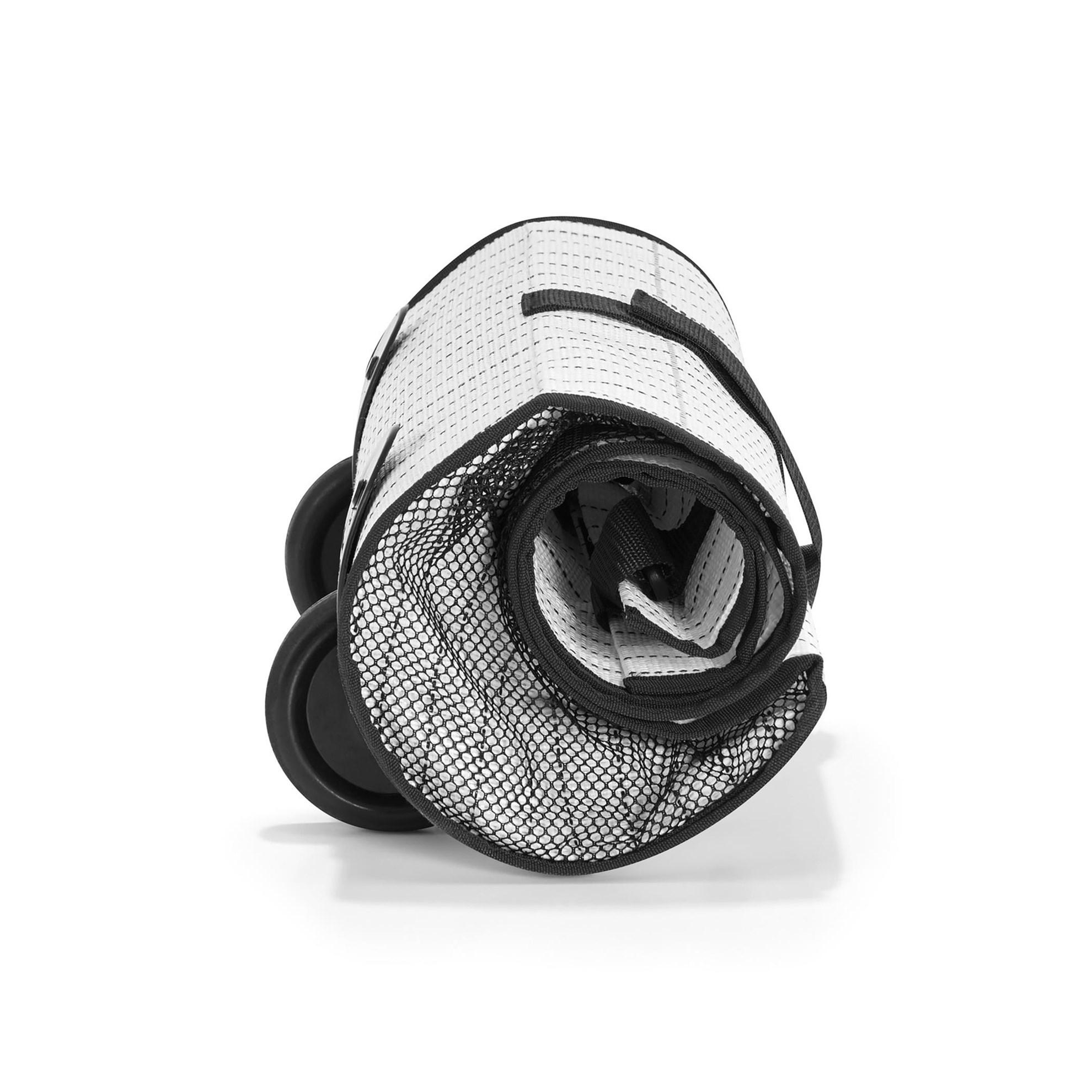 #urban rollshopper - taška / taška na kolečkách - amsterdam black & white_1