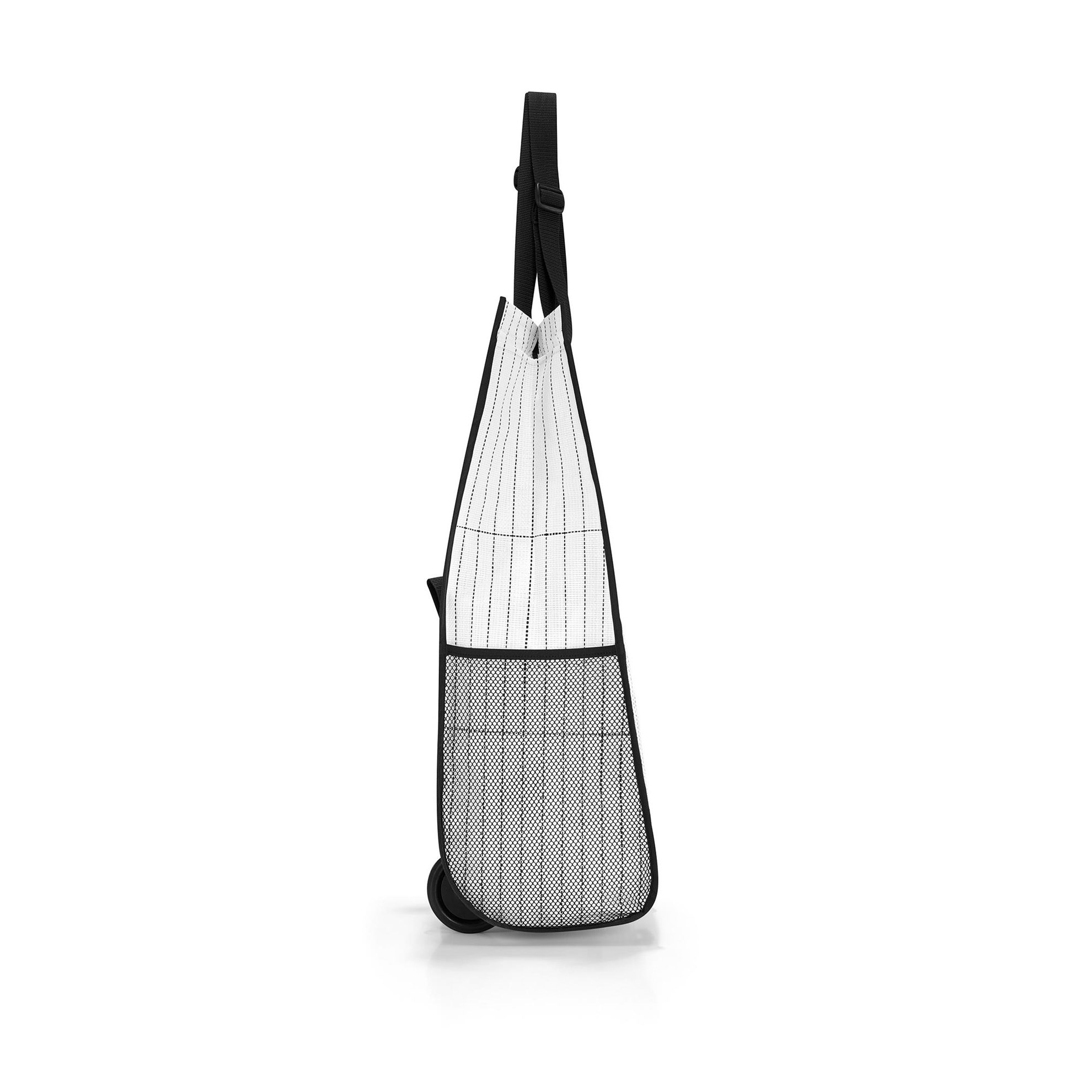#urban rollshopper - taška / taška na kolečkách - amsterdam black & white_2