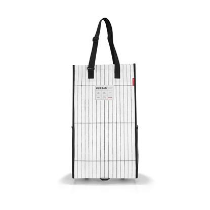 #urban rollshopper - taška / taška na kolečkách - amsterdam black & white_3
