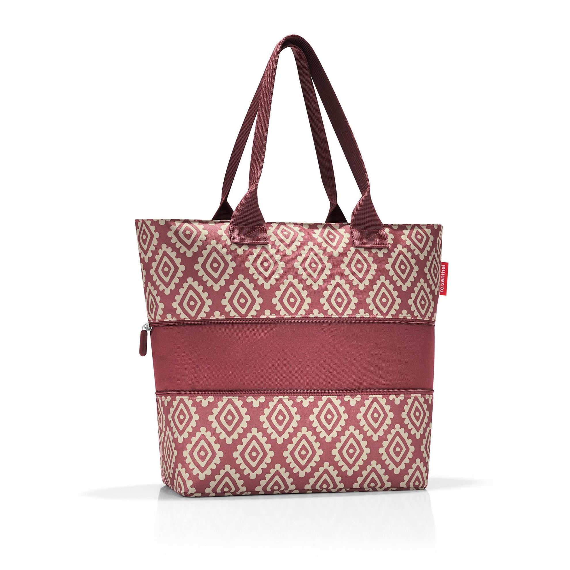 Nákupní taška SHOPPER e1 diamonds rouge_0